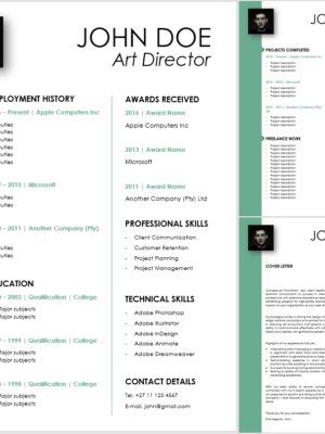 Professional CV Zone, Premium Curriculum Vitae and Cover Letters